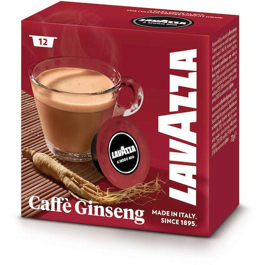 Lavazza A Modo Mio caffè ginseng confezione da 12 capsule