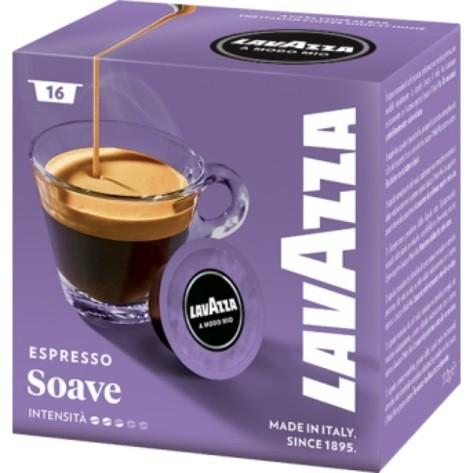 Lavazza A Modo Mio Soave confezione da 16 capsule caffè