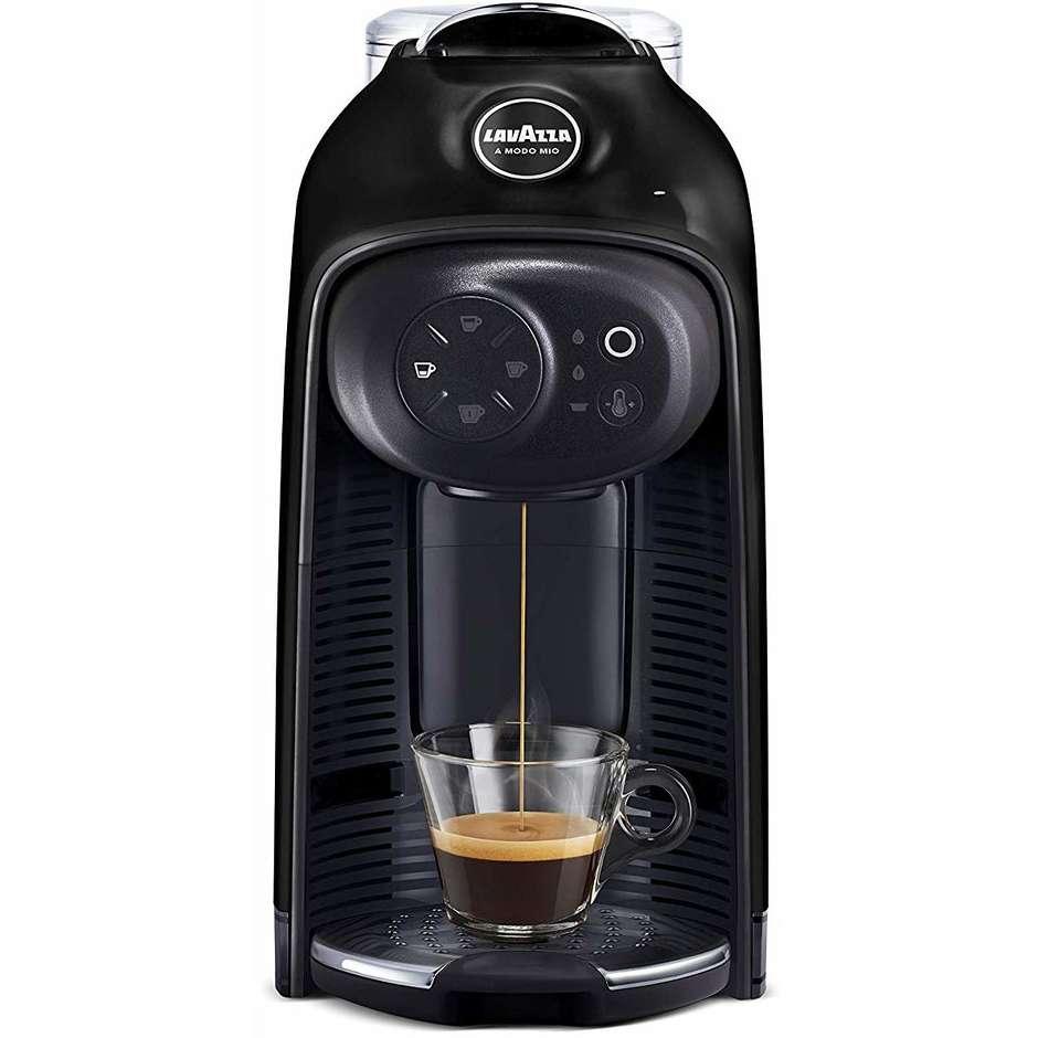Lavazza Idola macchina del caffè a capsule 1500 Watt serbatoio 1,1 litri colore nero