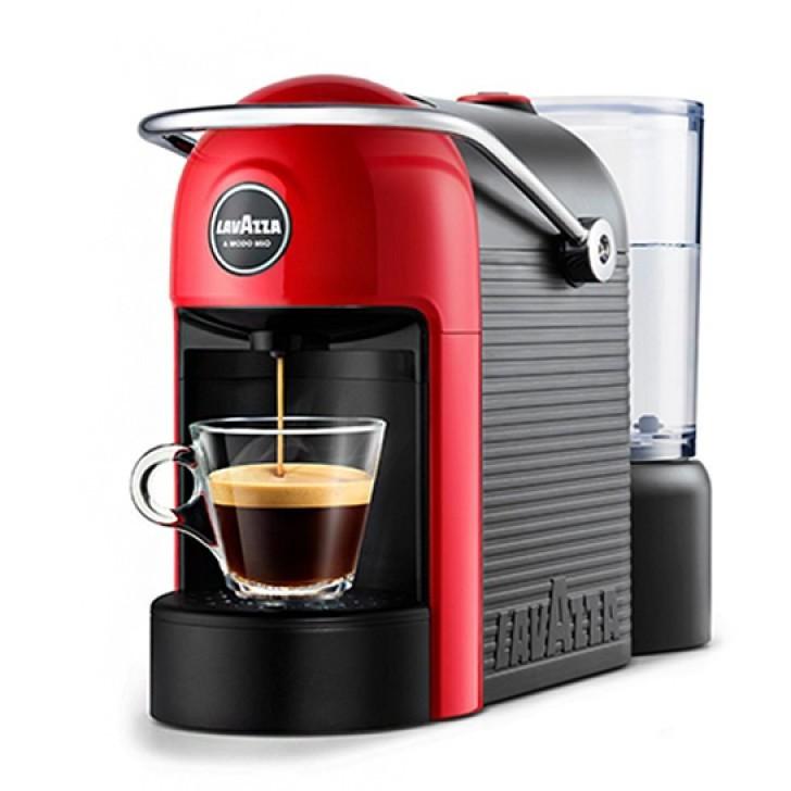 Lavazza JOLIE macchina da caffè capsule 1250 Watt colore rosso + 64 capsule