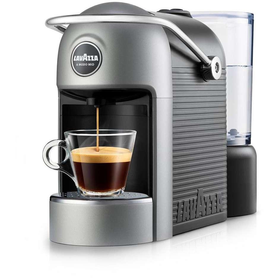 Lavazza Jolie Plus macchina del caffè pressione 10 bar potenza 1250 Watt grigio, metallico