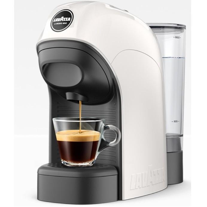 Lavazza Tiny macchina del caffè a capsule 1450 Watt serbatoio 0.75 L colore bianco