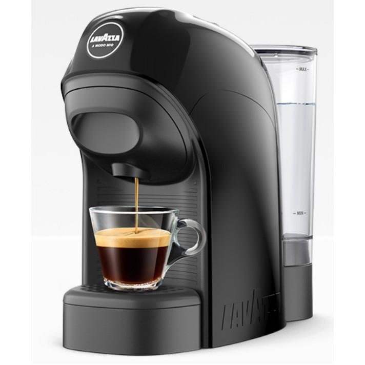 Lavazza Tiny macchina del caffè a capsule 1450 Watt serbatoio 0.75 L colore nero