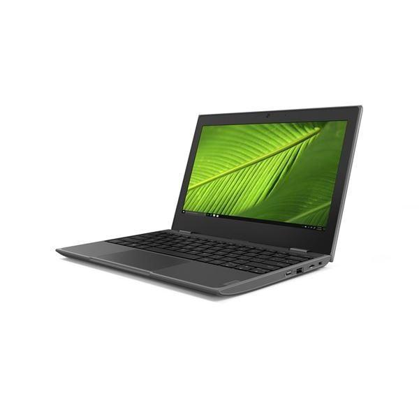 "Lenovo 100e Win 2nd Notebook 11.6"" Intel Celeron N4000 Ram 4 GB eMMC 64 GB Windows 10 Pro"