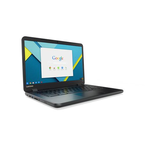 "Lenovo Chromebook N42-20 Notebook 14"" Intel Celeron N3160 Ram 4 GB eMMC 32 GB Google Chrome"