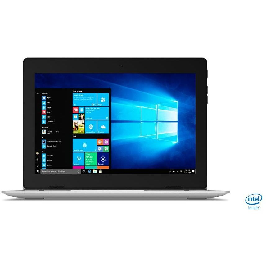 "Lenovo D330-10IGM 81MD Notebook 2in1 10.1"" Intel Celeron N4000 Ram 4 GB eMMC 64 GB Windows 10 Pro"