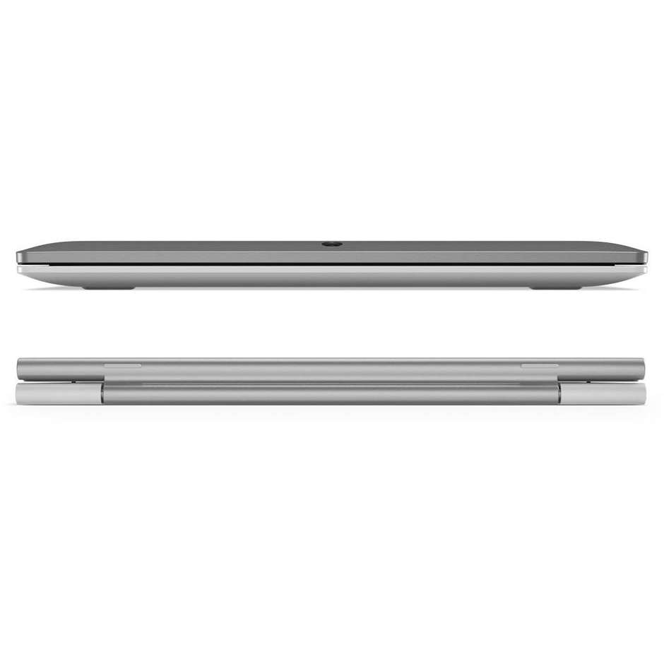 "Lenovo D330-10IGM Ideapad Notebook 2in1 10,1"" Ram 4 GB Memoria 128 GB colore Grigio"