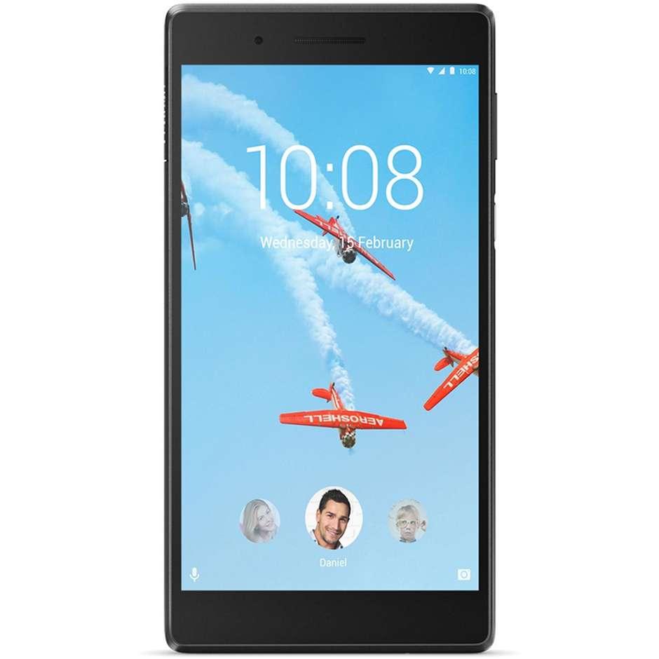 "Lenovo ZA300141DE Essential TAB 7 tablet 7"" Ram 1 GB eMMC 16 GB Wifi colore nero"