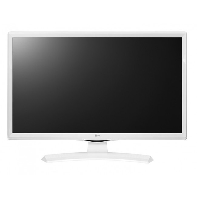 "LG 28MT49VW-WZ monitor Tv LED 28"" HD Ready classe A+ bianco"