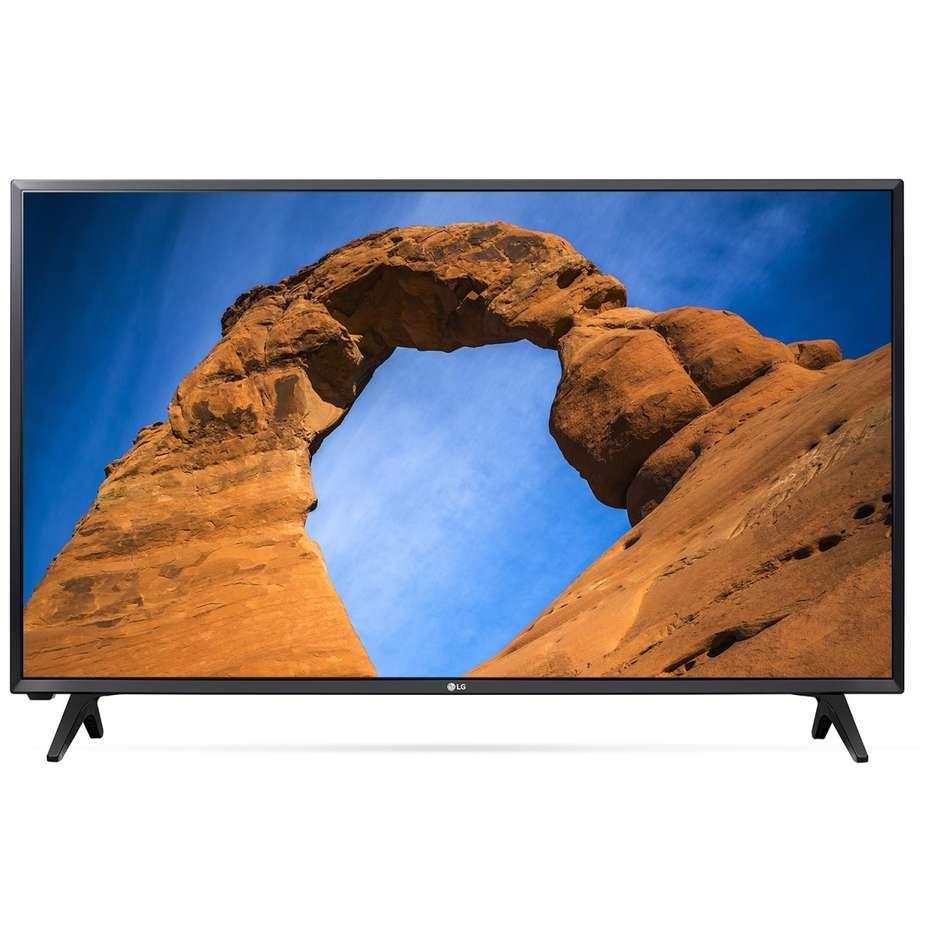 "LG 32LK500B TV LCD 32"" HD Ready 2HDMI USB Classe A colore Nero"