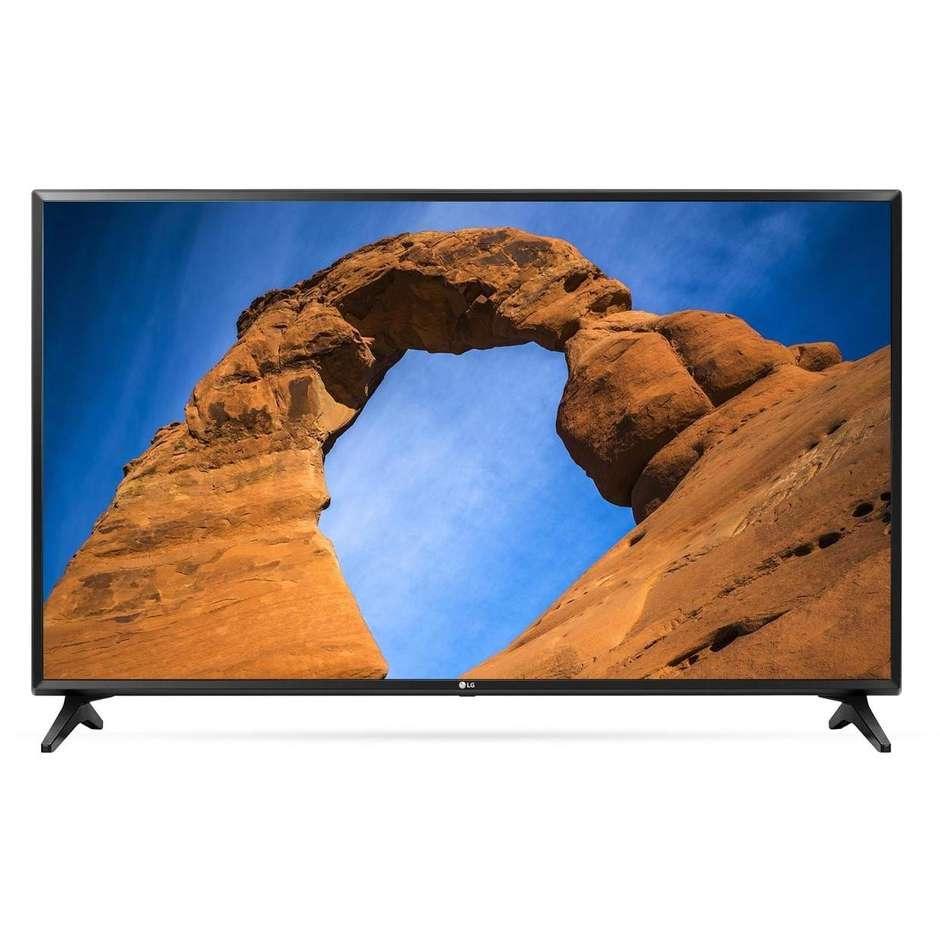 "LG 43LK5900 Tv LED 43"" Full HD Active HDR Smart Tv Wi-fi classe A+ colore nero"