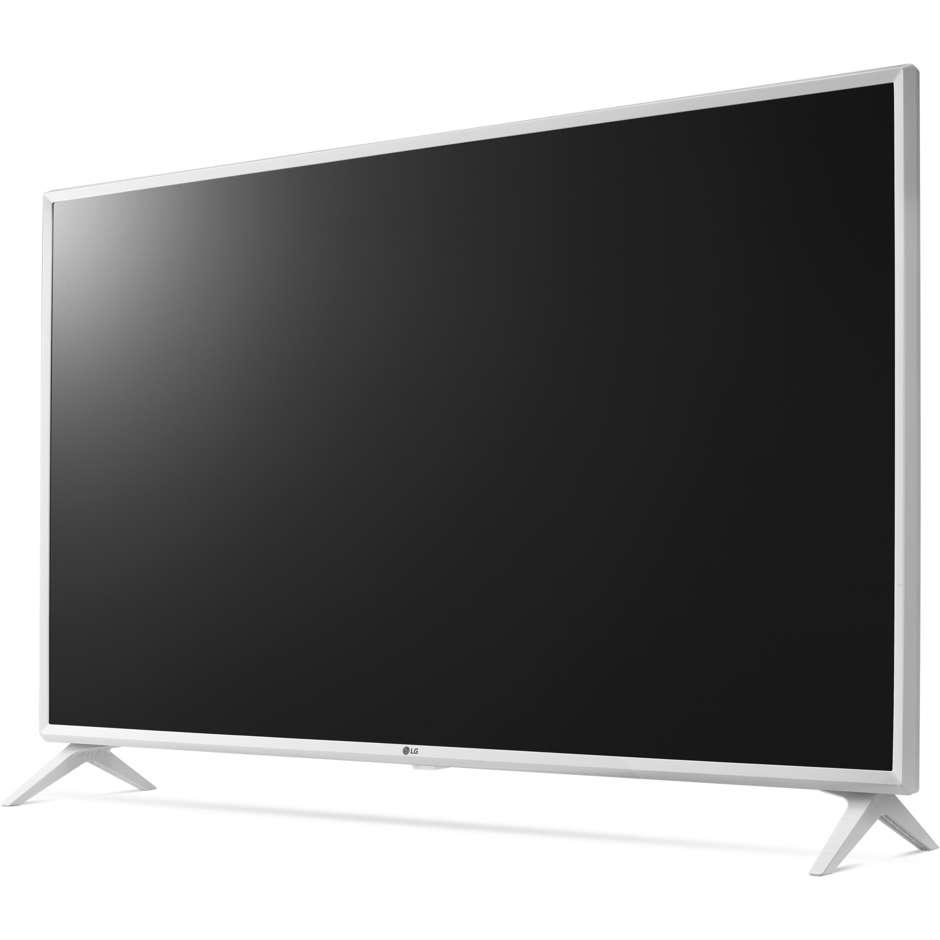 "LG 43UM7390 Tv LED 43"" 4K Ultra HD HDR Smart Tv Wifi classe A Google Assistant colore bianco"