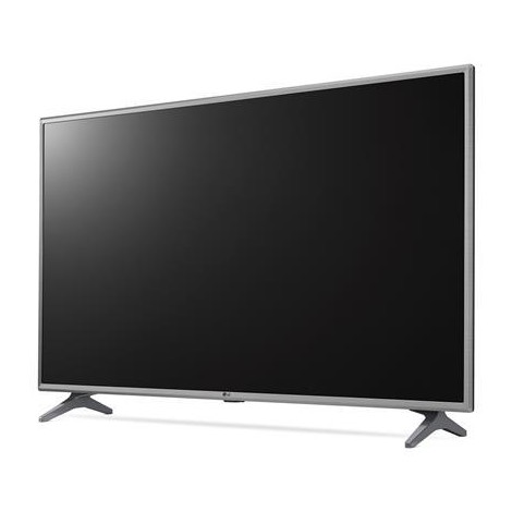 "LG 49LK6100 Tv LED 49"" Full HD Smart Tv Wi-fi classe A colore argento"