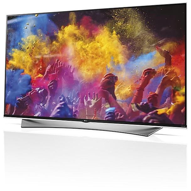 LG 65-UF950V Tv 65'' Led Ultra HD 4K Cinema 3D Cinema Screen Smart TV 2300Hz Wi-Fi DVB-T2 / S2