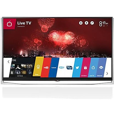 "LG LG 84-UB980V Tv 84"" Led Ulta HD 4K Cinema 3D Smart TV 1300 Hz Wi-Fi DVB-T2 / S2 Skype"