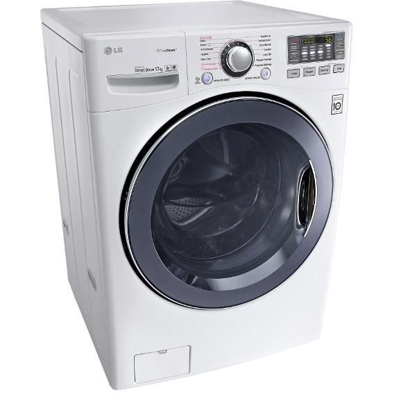 lg f1k2cs2w lavatrice carica frontale 17 kg 1100 giri classe a wi fi bianco lavatrici. Black Bedroom Furniture Sets. Home Design Ideas