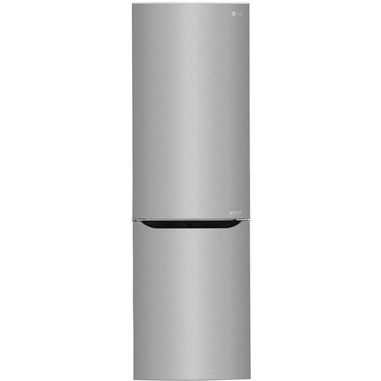 LG GBB59PZGFS frigorifero combinato 318 litri Classe A+++ NoFrost colore acciaio inox