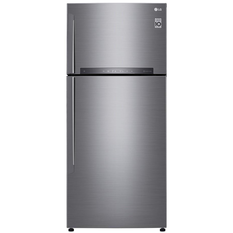 LG GTB744PZHZD frigorifero doppia porta 506 litri classe A++ Total No Frost Wifi colore inox