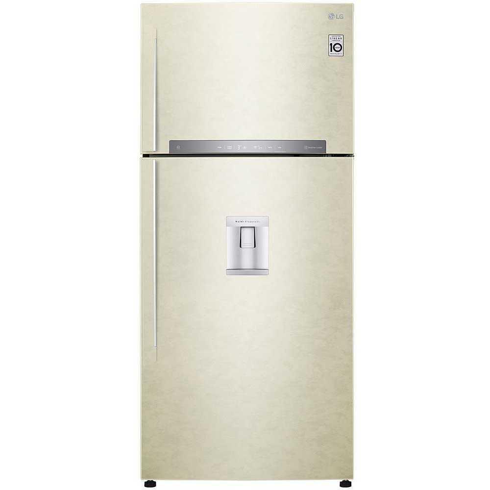 Lg gtf744sepzd frigorifero doppia porta 509 litri classe - Frigoriferi doppia porta classe a ...