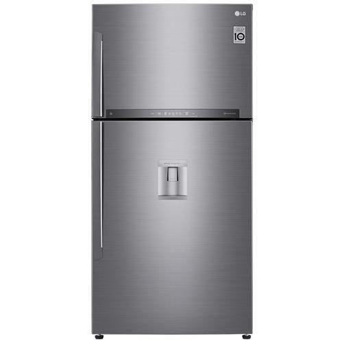 LG GTF925PZPZD frigorifero doppia porta 565 litri classe A++ Total No Frost Wi-fi colore inox