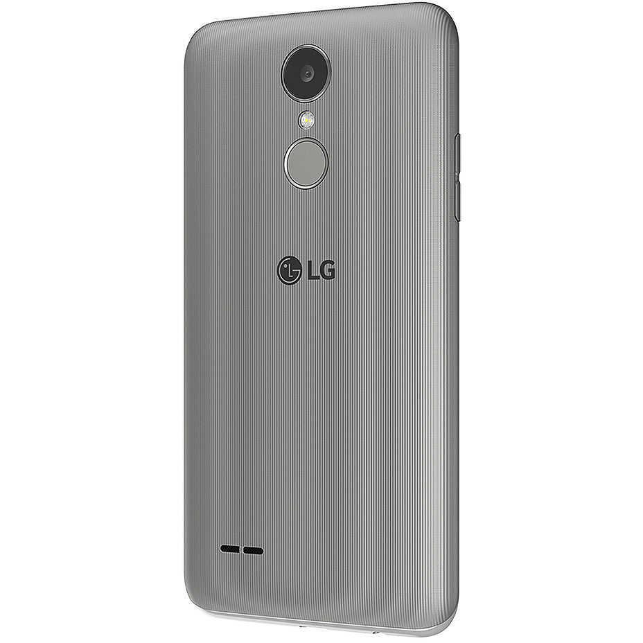"""LG K4 2017 TIM Smartphone 5"""" memoria 8 GB Fotocamera 5 MP Android colore Titanio"""