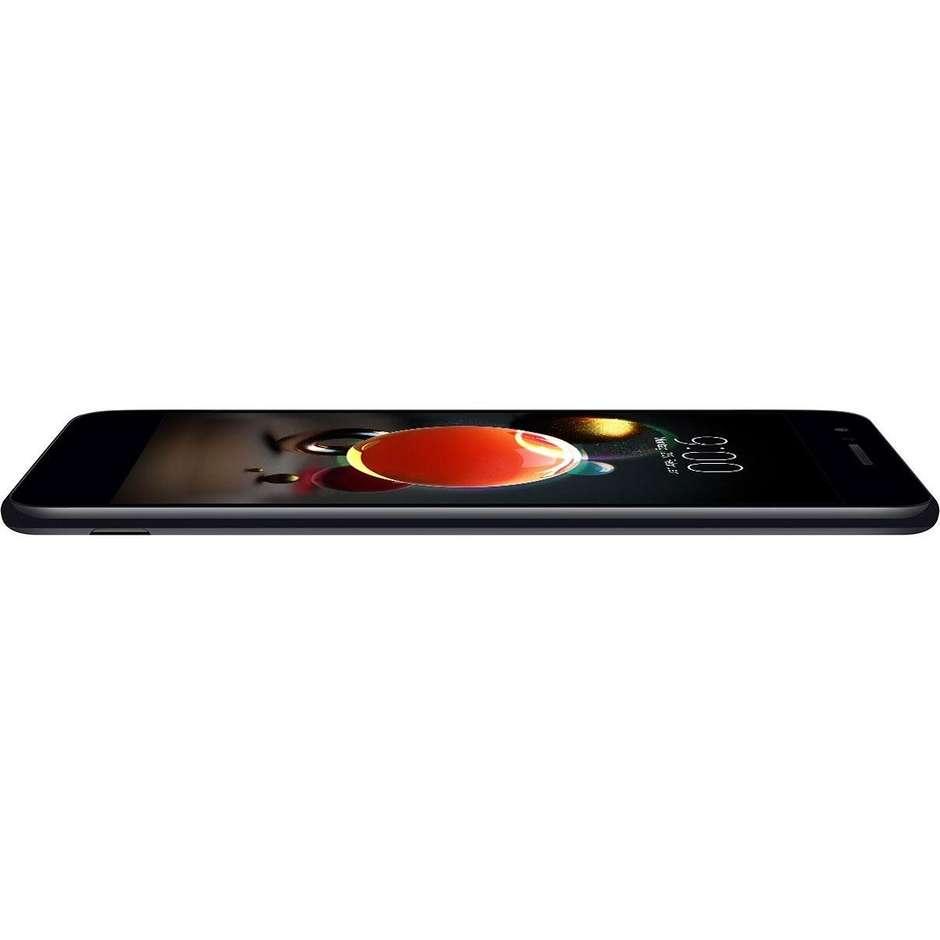 """LG K9 Vodafone Smartphone 5"""" Display HD memoria 16 GB Fotocamera 8 MP Android colore Nero"""