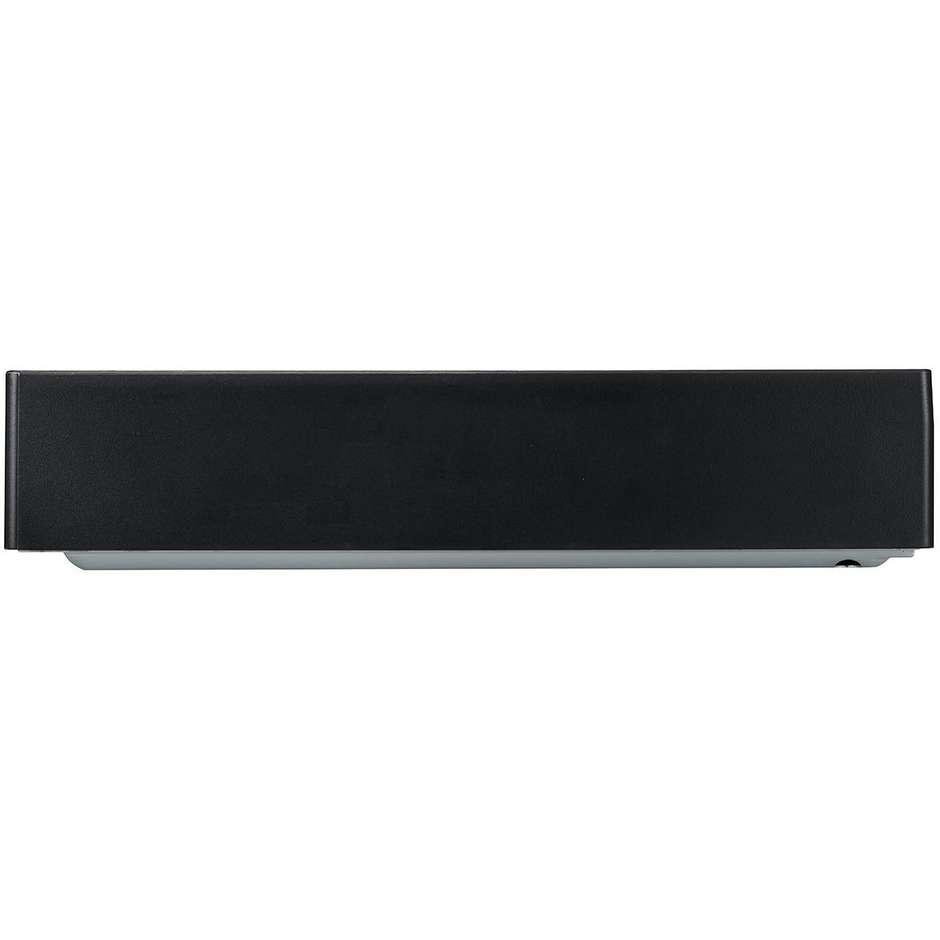 LG UBK80 Lettore DVD/CD Blu-Ray 4K HDR connessione USB 1HDMI Colore Nero