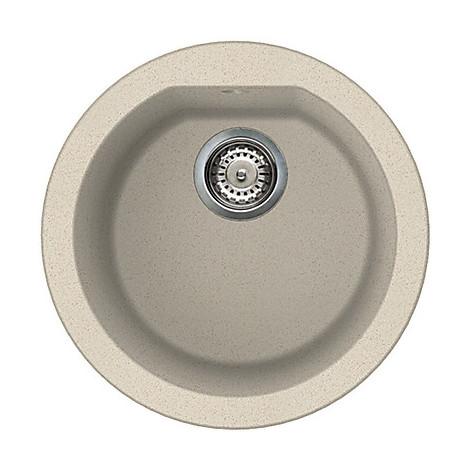 lgfrou61 elleci lavello round 44 1 vasca pietra antica 61