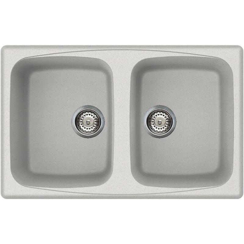 lgm-35052 elleci lavello bianco