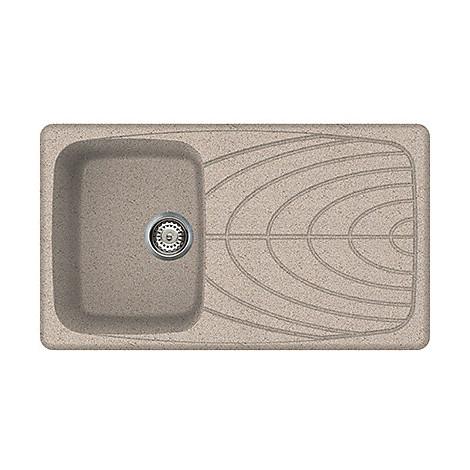 lgm40053 elleci lavello master 400 86x50 1 vasca terra 53