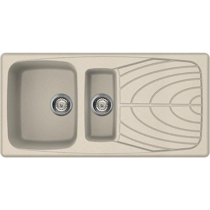 lgm47561 elleci lavello master 475 100x50 2 vasche pietra antica 61