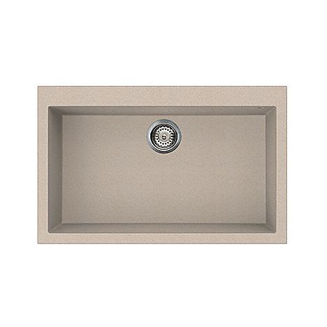 lgq13051 elleci lavello quadra 130 79x50 1 vasca avena 51