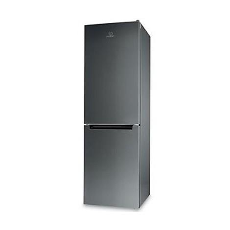 li80 ff1 x indesit frigorifero classe a+ inox 330 litri