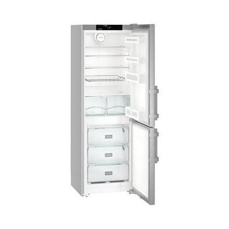 Liebherr CNef 3515 Comfort frigorifero combinato 308 litri classe A++ Ventilato/ No frost colore argento