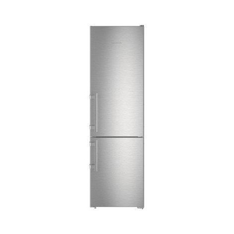 Liebherr CNef 4015 Comfort frigorifero combinato 356 litri classe A++ Ventilato/No Frost colore argento