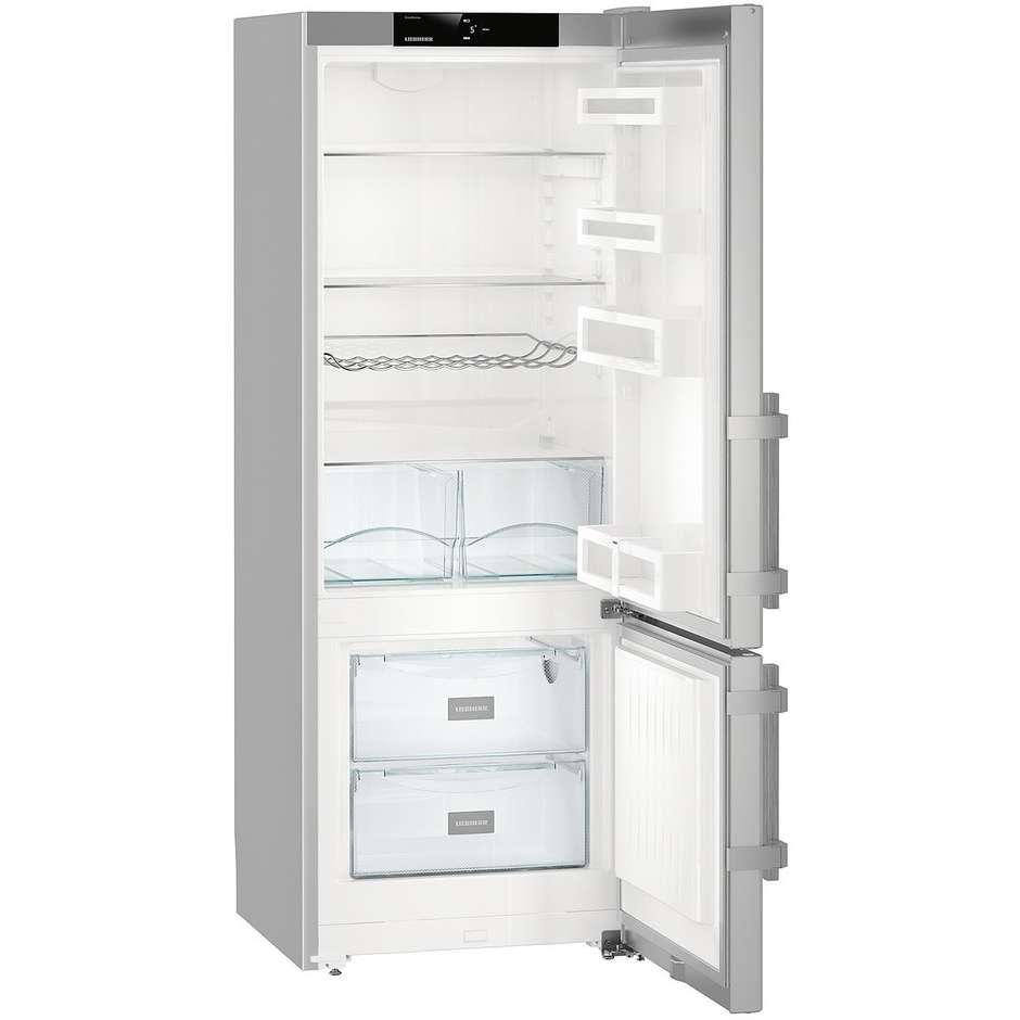Liebherr CUsl2915 Comfort frigorifero combinato 277 litri classe A++ statico/SmartFrost colore argento