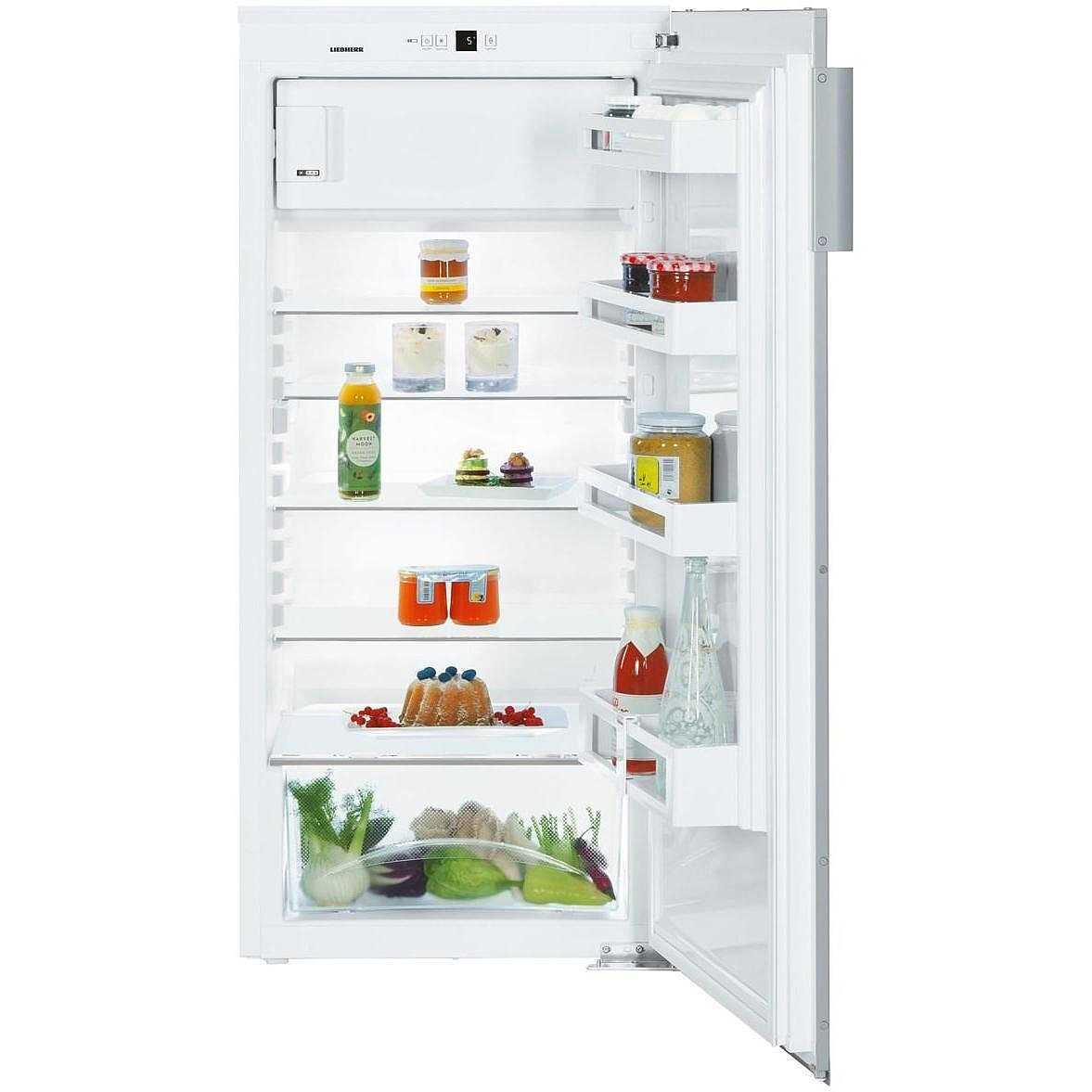 Liebherr ek 2324 frigo pannellabile da incasso 201 l for Frigo ad incasso