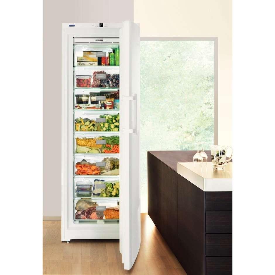 liebherr gn 4113 comfort congelatore verticale 345 litri. Black Bedroom Furniture Sets. Home Design Ideas