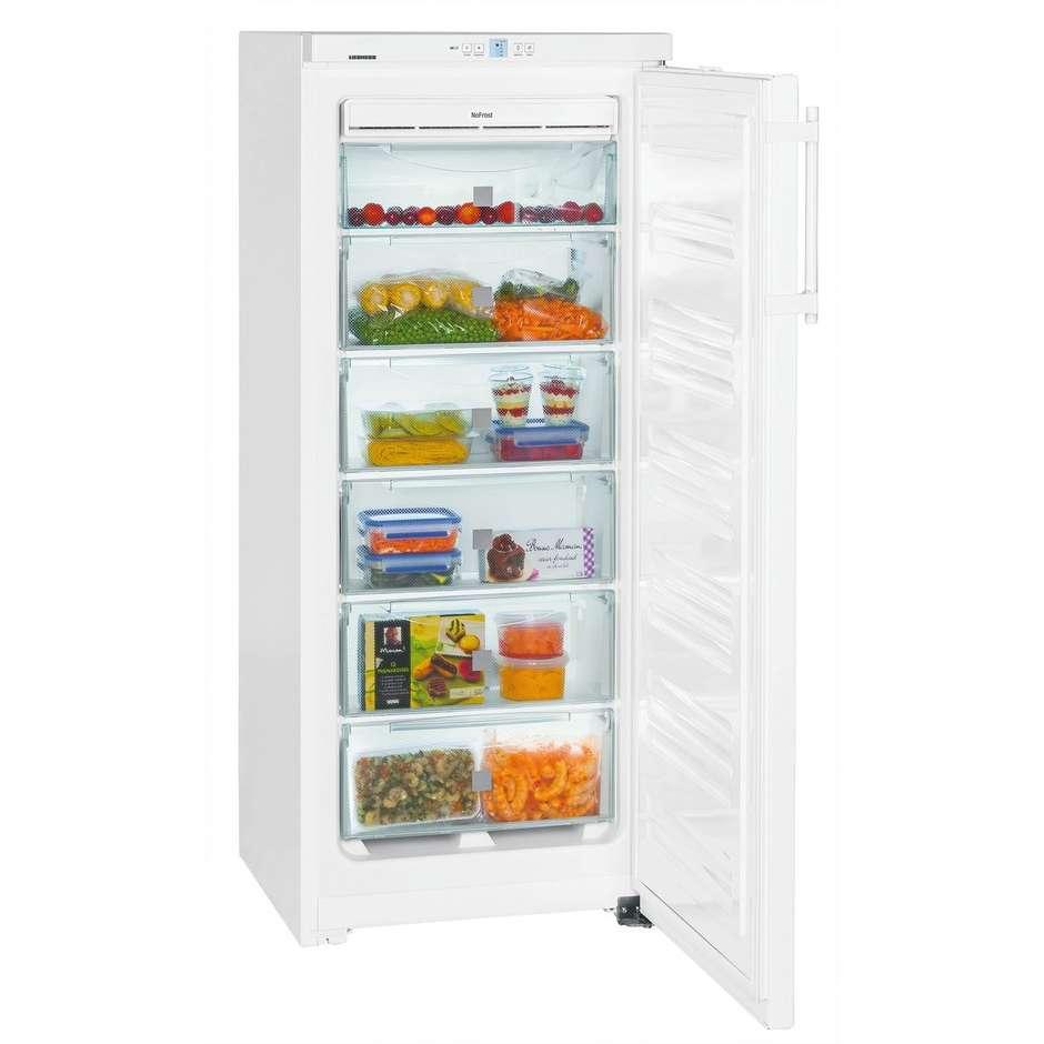 liebherr gnp 2303 comfort congelatore verticale 185 litri. Black Bedroom Furniture Sets. Home Design Ideas