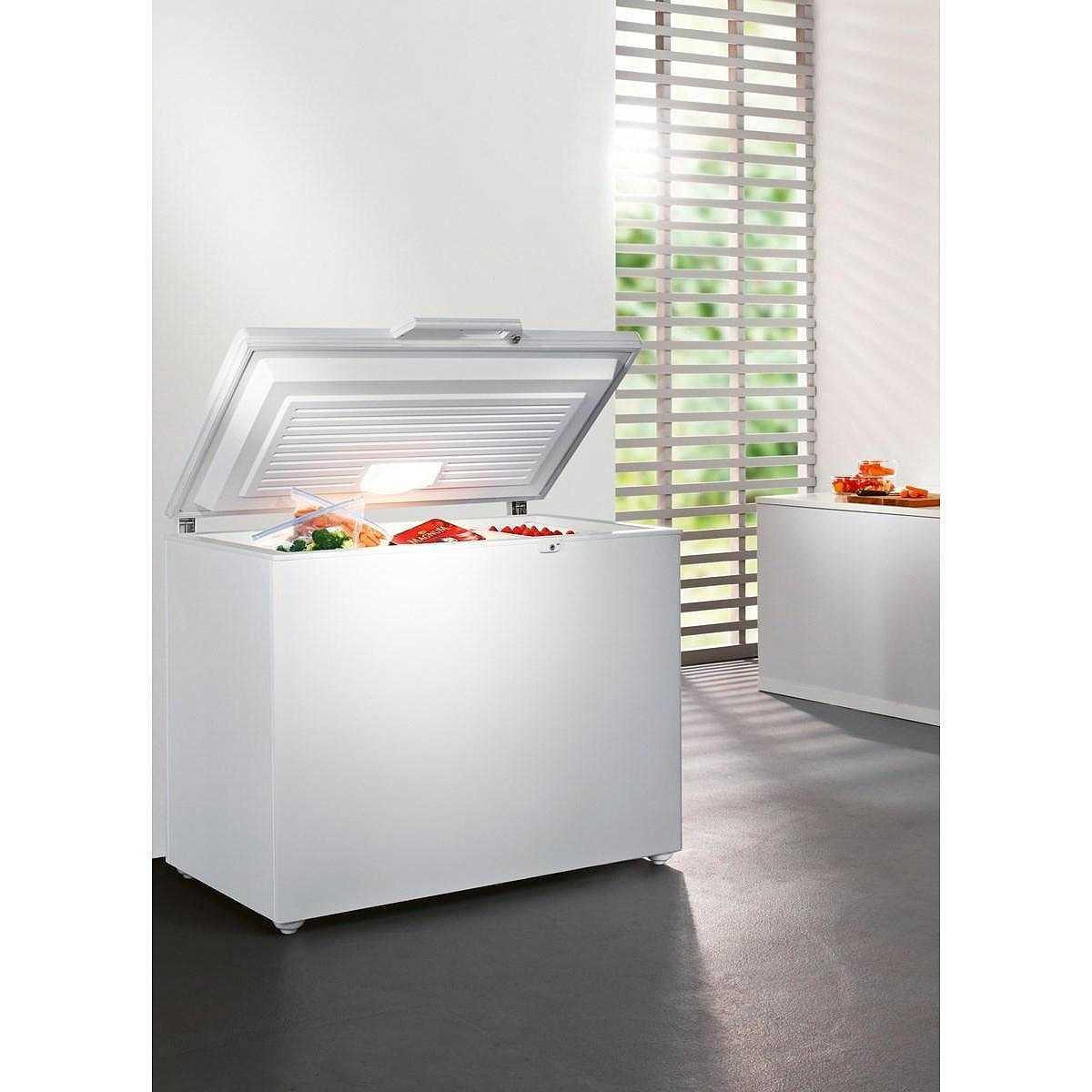liebherr gtp 2356 congelatore orizzontale 200 litri smartfrost classe a colore bianco. Black Bedroom Furniture Sets. Home Design Ideas