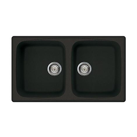 lmm45070 elleci lavello master 450 86x50 2 vasche ghisa 70