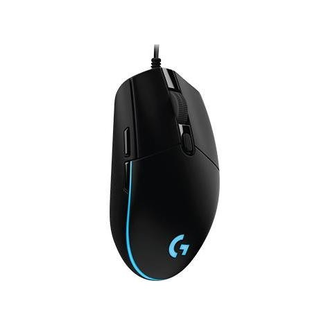 Logitech 910-004845 Prodigy G203 gaming mouse USB colore Nero