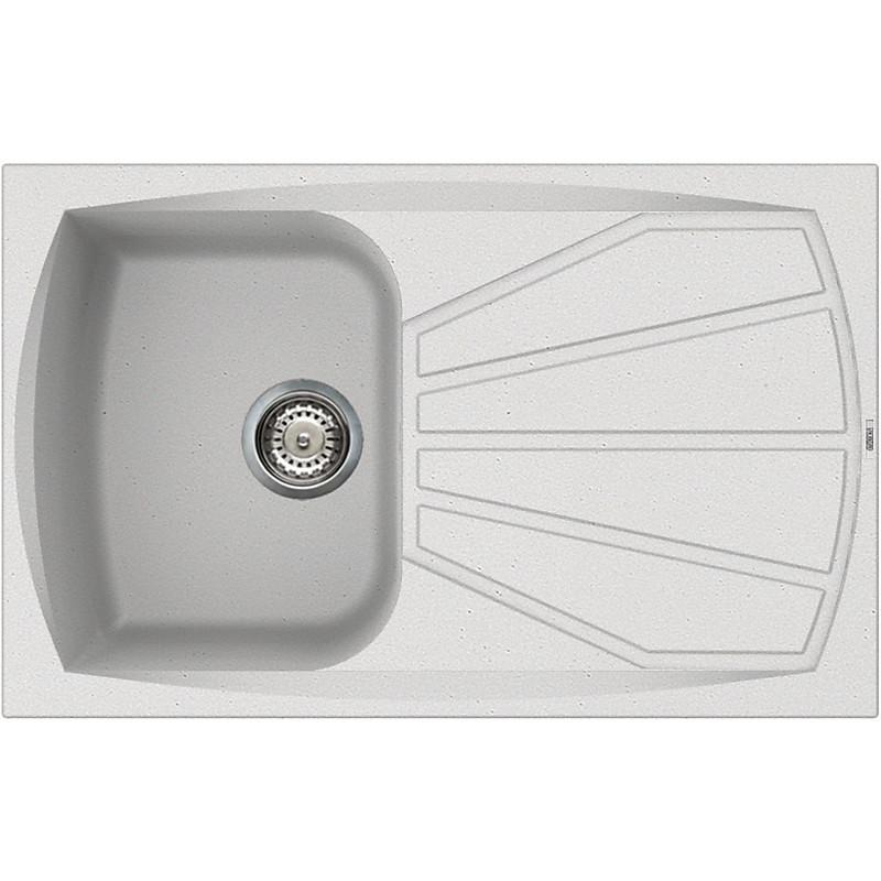 lsl30011 elleci lavello living 300 79x50 1 vasca bianco 11