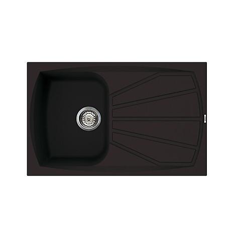 lsl30013 elleci lavello living 300 79x50 1 vasca nero 13