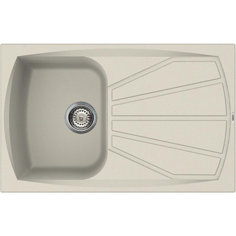 lsl30014 elleci lavello living 300 79x50 1 vasca bianco antico 14