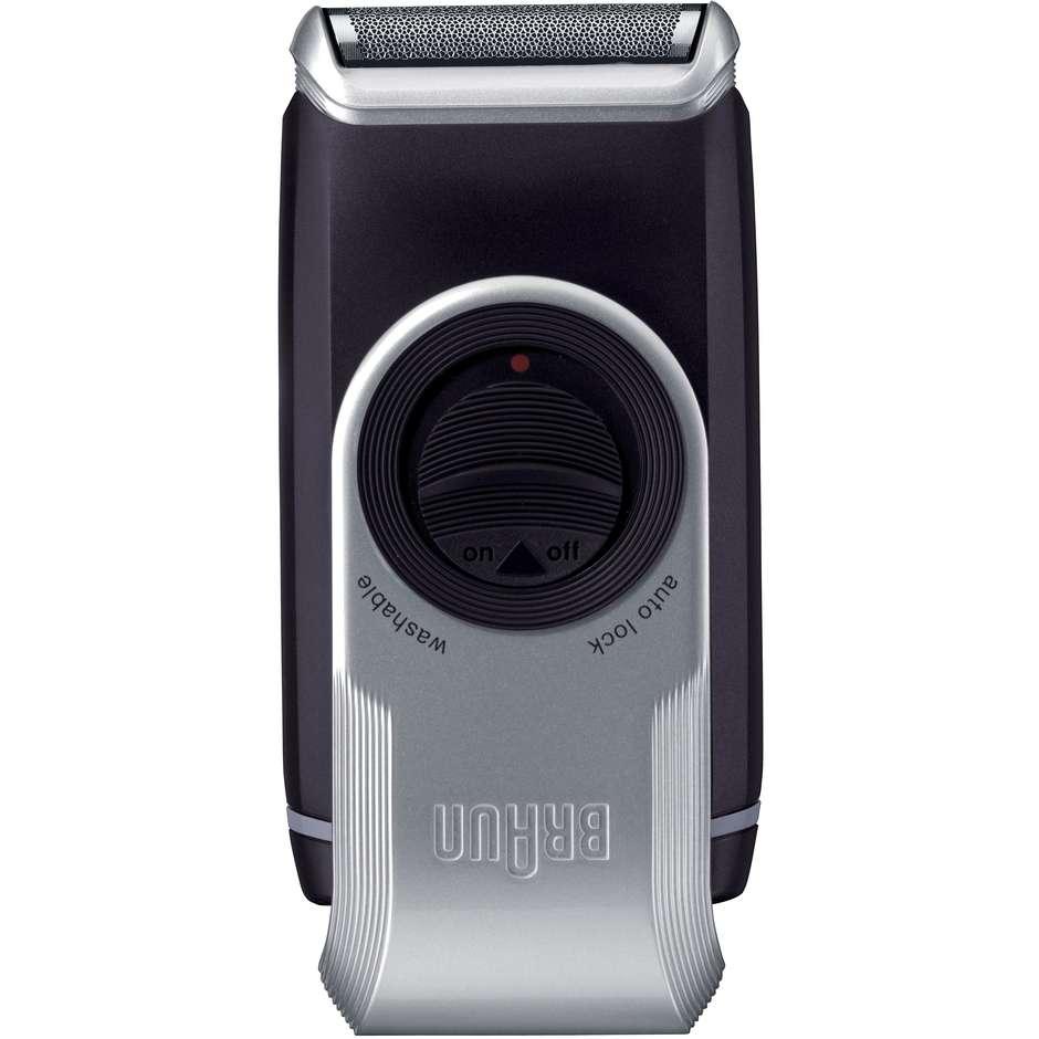m90 braun rasoio elettrico mobileshave portatile