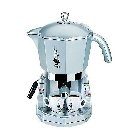 Macchina da caffè cf-40 silver con funzionamento a capsule, cialde e ...