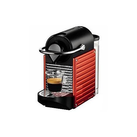 macchina da caffe pixie red