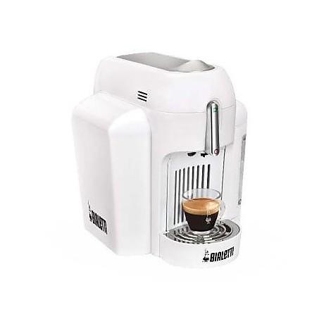 Macchina del caffè bialetti mini cf62 bianca
