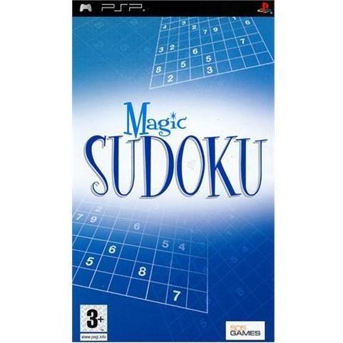 magic sudoku - psp